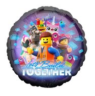 Lego Movie folie ballon
