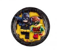 Lego Batman gebaksbordjes