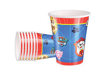Paw Patrol party bekers