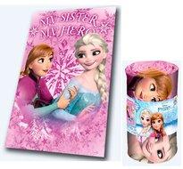 Disney Frozen fleece deken