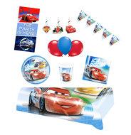 Disney Cars feestpakket Deluxe