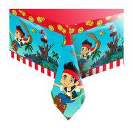 Disney Jake en de Nooitgedachtland piraten tafelkleed Captain
