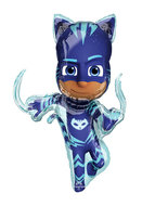 PJ Masks folie ballon Catboy shape