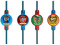 Paw Patrol party rietjes