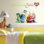 Inside Out XL wanddecoratie muursticker