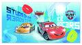 Disney Cars verjaardag banner Ice