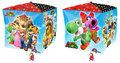Super Mario foil ballon Cubez