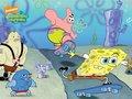 Spongebob canvas schilderij