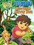 Diego kleur activiteiten boek Lets go Wild