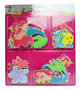 Disney Princess Ariel 24-delig foam behangrand set