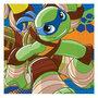 Teenage Mutant Ninja Turtles servetten Heroes