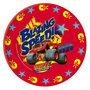 Blaze en de Monsterwielen party bordjes Blazing Speed