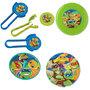 Teenage Mutant Ninja Turtles uitdeel cadeautjes partypack Heroes 24 delig