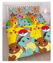 Pokemon 2 persoons dekbedovertrek Catch