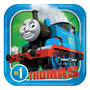 Thomas de Trein gebaksbordjes NO1 vierkant