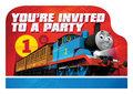 Thomas de Trein uitnodigingen II