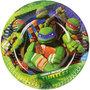 Ninja Turtles taartbordjes