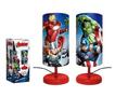 The Avengers tube nachtlamp Rood