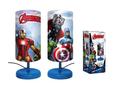 The Avengers tube nachtlamp Blauw