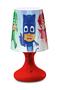 PJ Masks tafellamp Rood
