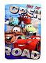 Disney Cars fleece deken Friends