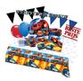 Blaze en de Monsterwielen feestpakket Deluxe