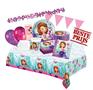 Sofia het Prinsesje feestpakket Deluxe