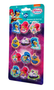 Shimmer and Shine gummen set 12-delig