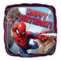 Spiderman folie ballon Happy Birthday