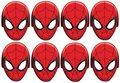 Spiderman feest maskers