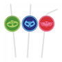 PJ Masks party rietjes